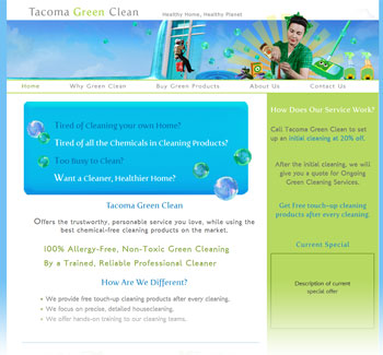 Tacoma Green Clean image