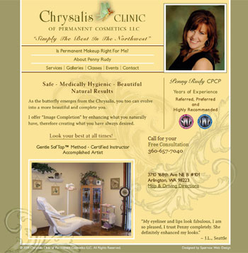 Chrysalis Clinic of Permanent Cosmetics image