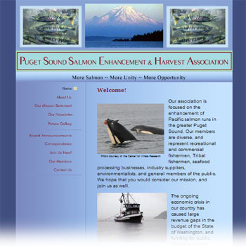 Puget Sound Salmon Enhancement & Harvest Association image