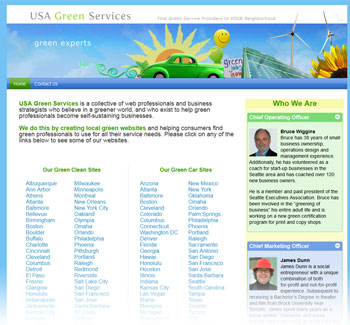 USA Green Services image